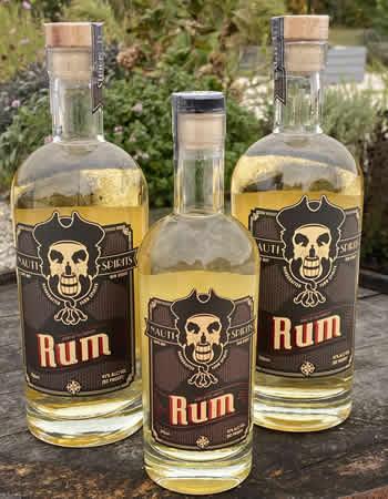 Nauti Spirits Rum